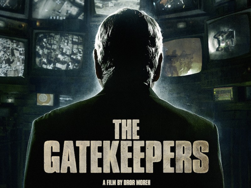 The Gatekeepers Documentary Poster