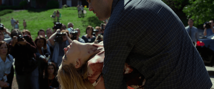 Gone Girl Amy Falling Nicks Arms