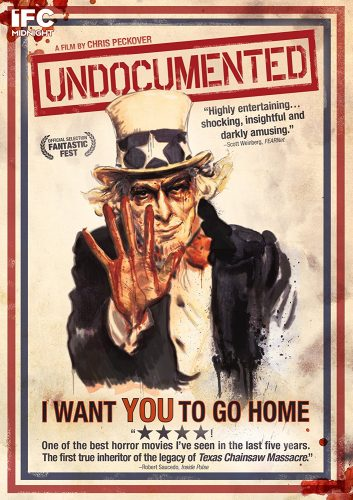 Undocumented by Chris Peckover Poster