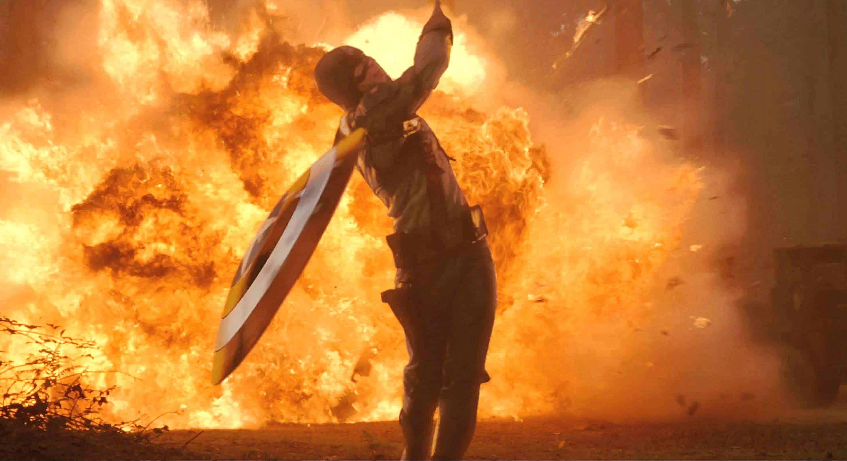 Captain America Shield Toss