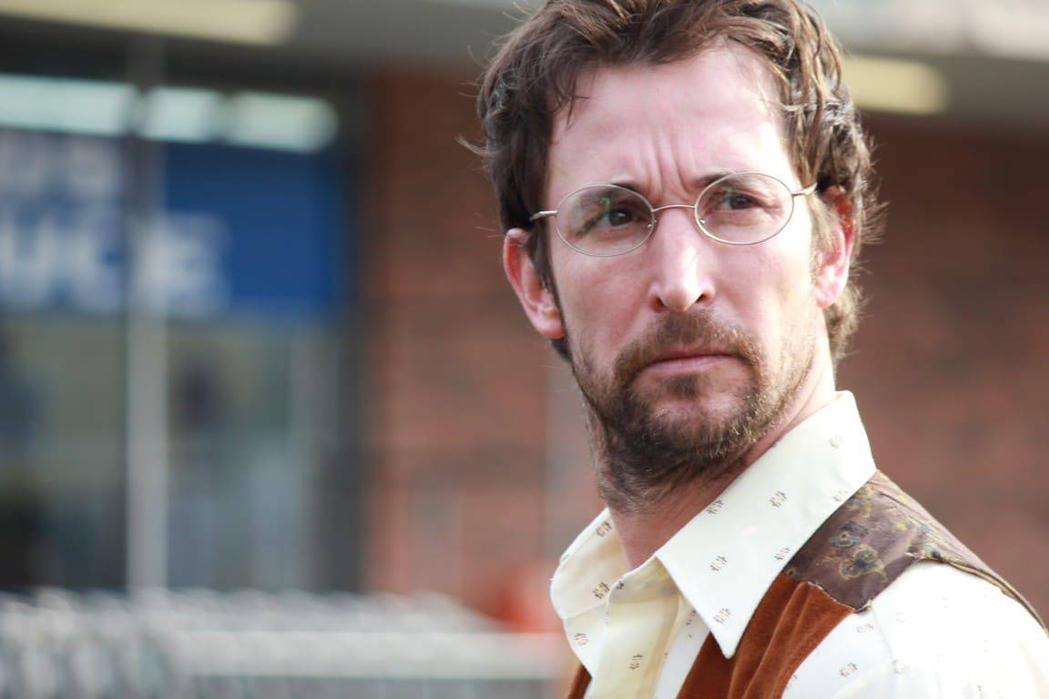 Noah Wyle The World Made Straight