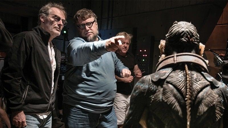 Guillermo Del Toro Best Director