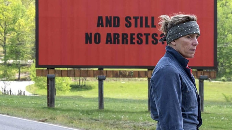 Three Billboards Best Picture