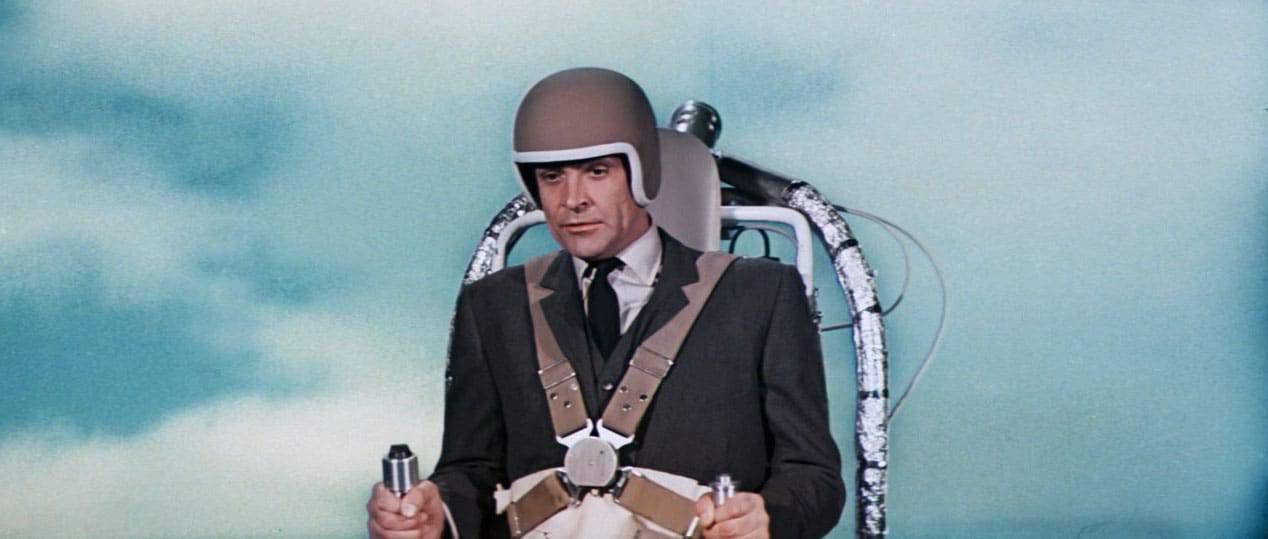Thunderball James Bond