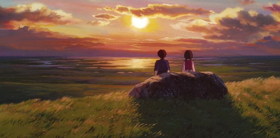 Sunset Tales From Earthsea