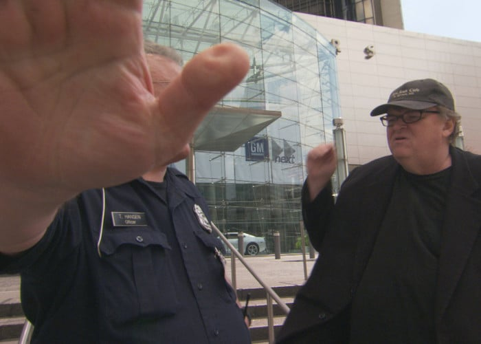 Michael Moore In Capitalism