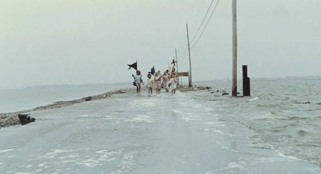 Beasts Of The Southern Wild Final Shot