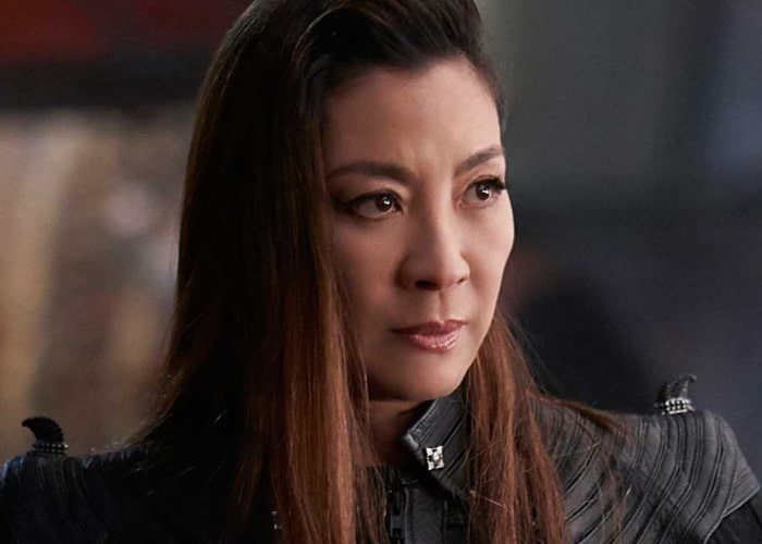 Michelle Yeoh Section