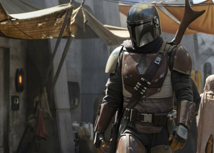 The Mandalorian Excitement