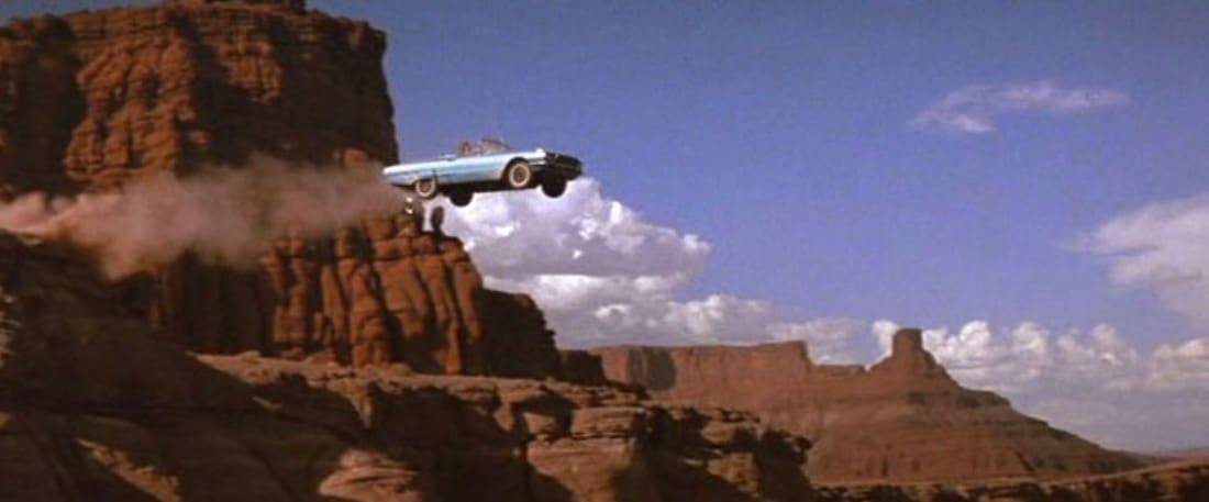 Thelma And Louise Freeze