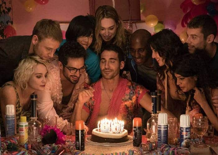 Celebrating the Connection of the Cluster on 'Sense8'