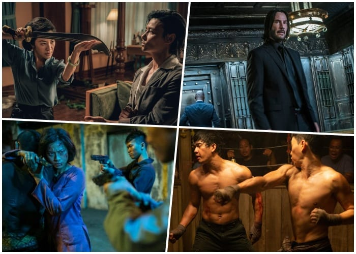 Best Action Movies Midyear