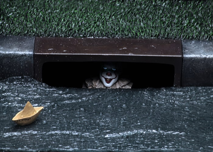 Pennywise Sewer IT 2017