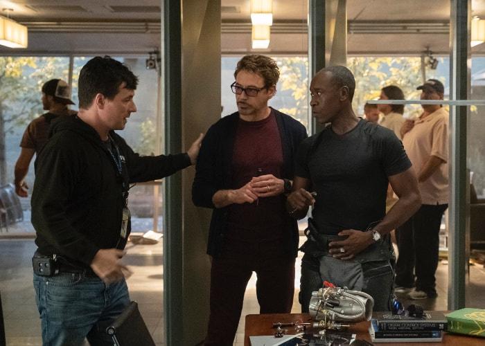 Avengers: Endgame cinematographer Trent Opaloch