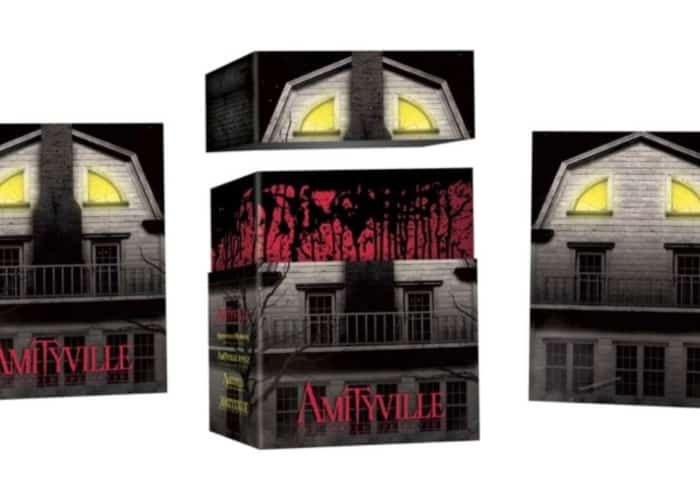 Vs Amityville Cursed Collection