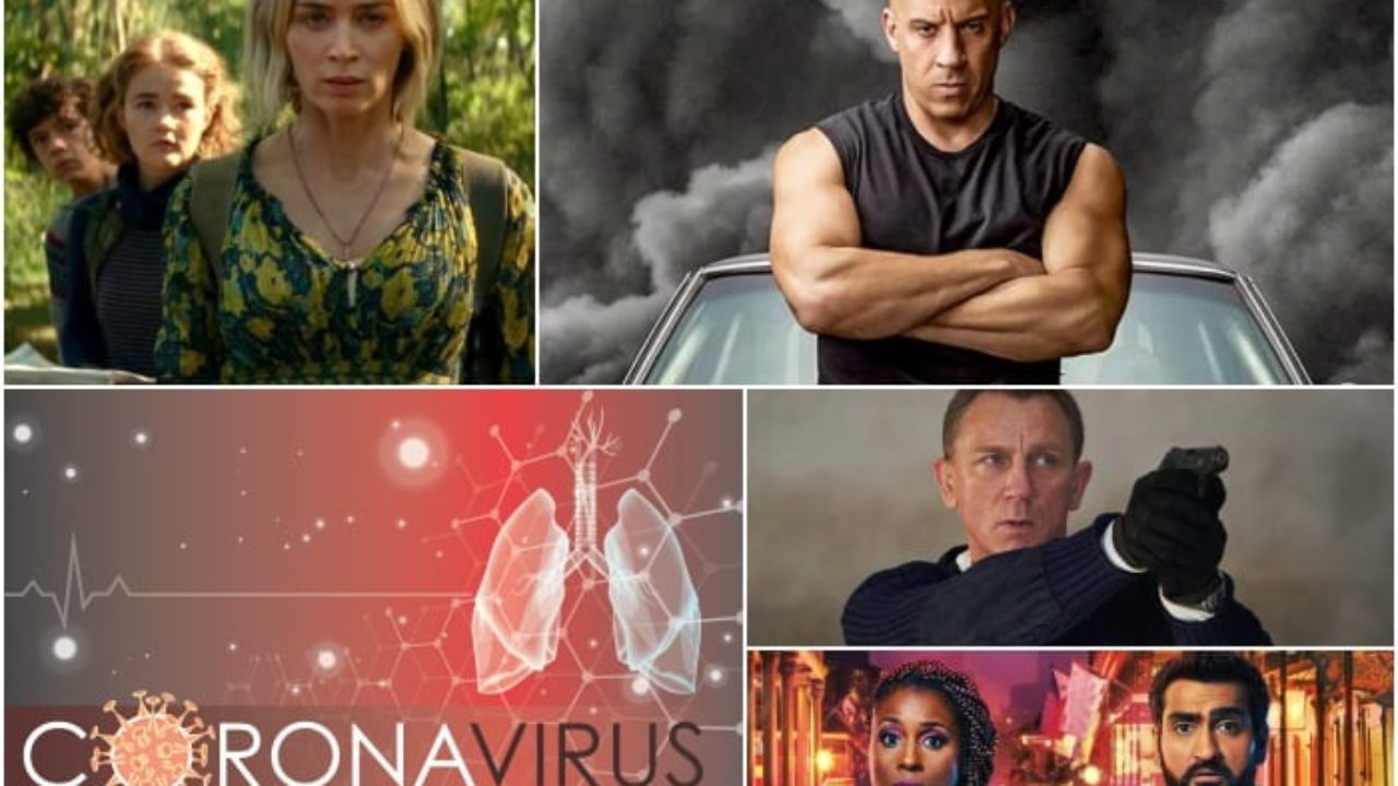 All the Movie Releases Changed by the Coronavirus Pandemic