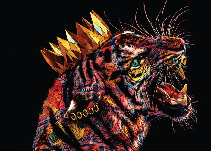 Infamous Tiger King