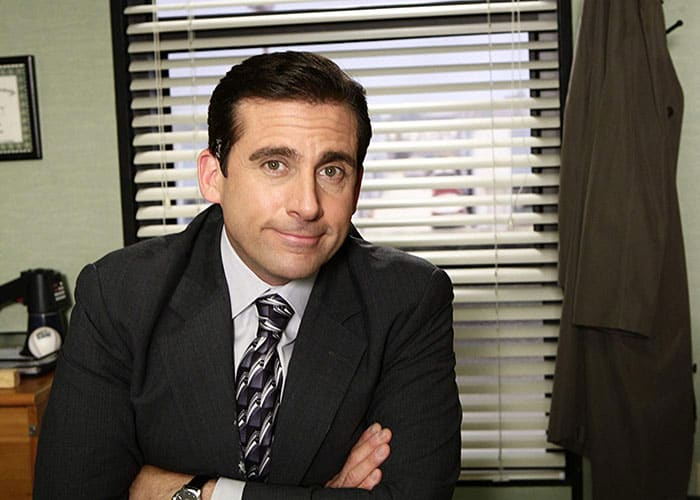 Carell The Office