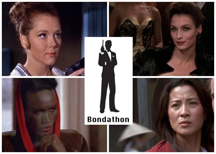 Bond Girls Ranked