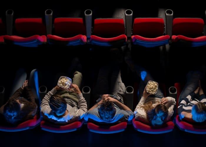 Movie Theater Overhead