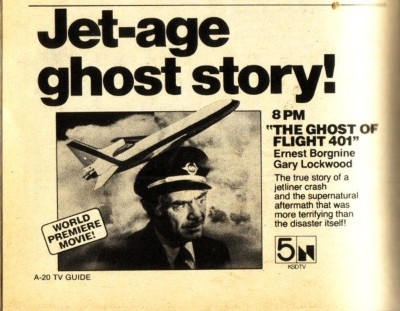 Tv Guide The Ghost Of Flight
