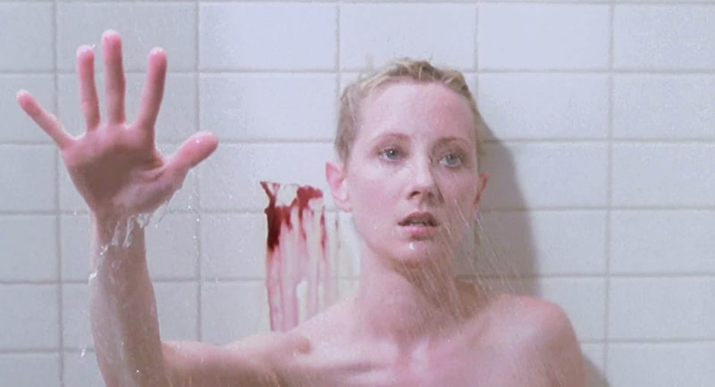 Psycho Marion Shower