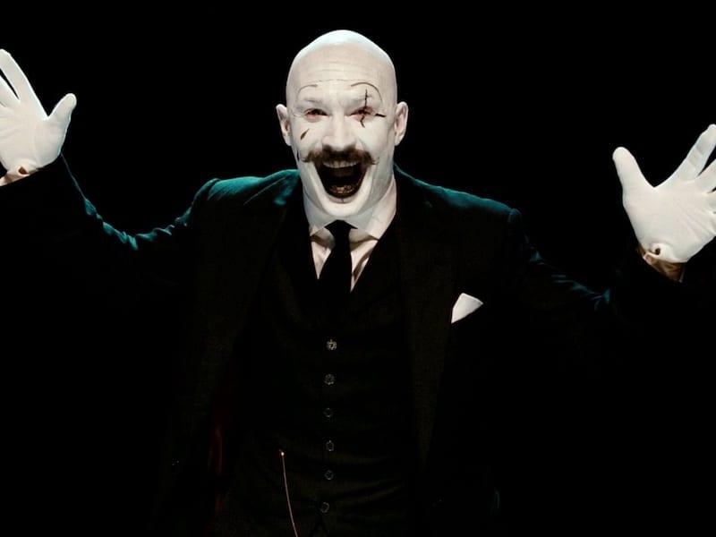bronson clown.'