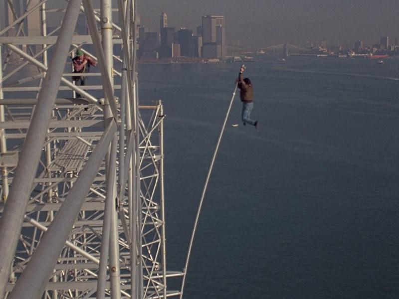 Statue of Liberty stunt in Remo Williams