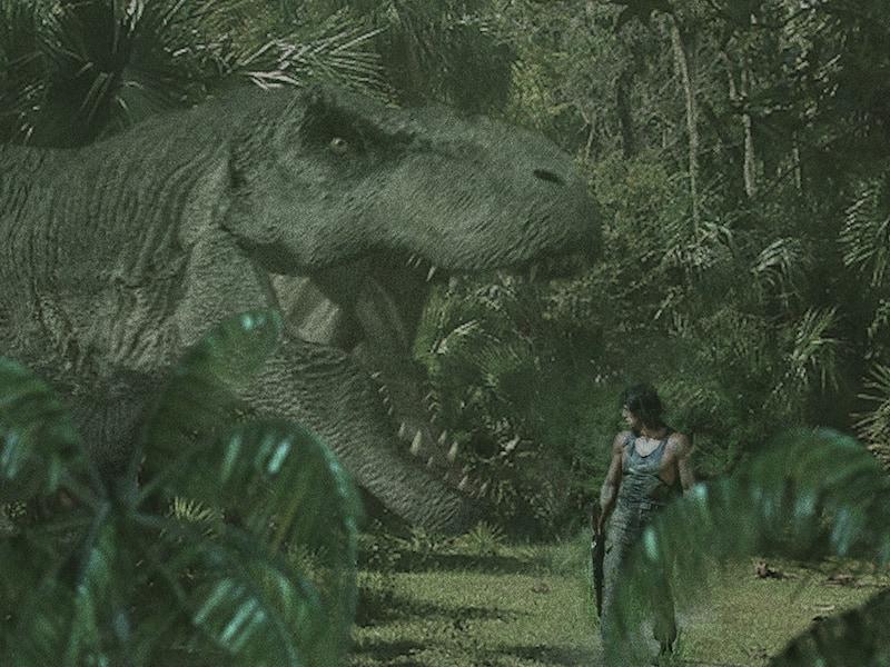 Dinosaur Hunters Stallone