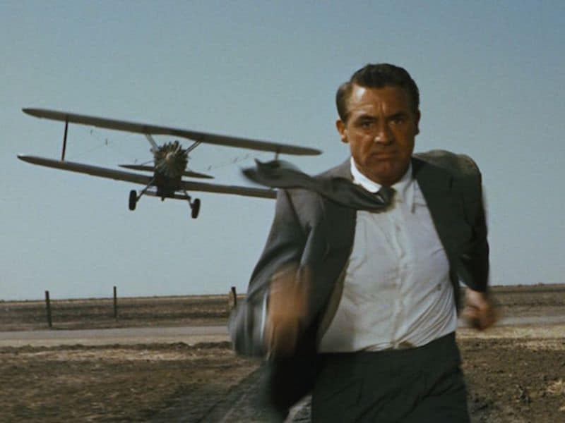 North By Northwest Rear Projection