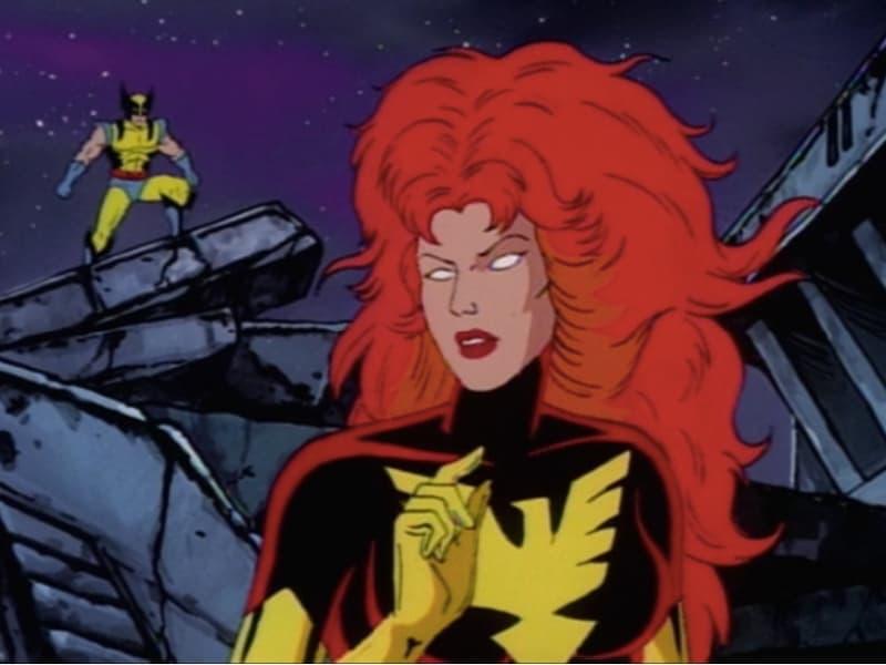 X Men The Animated Series Dark Phoenix