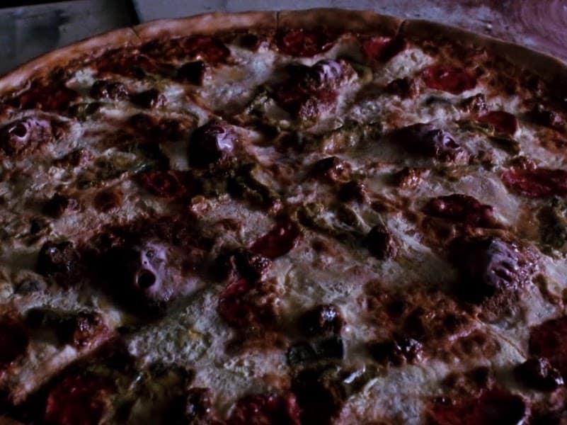 Pizza Scene Elm Street The Dream Master