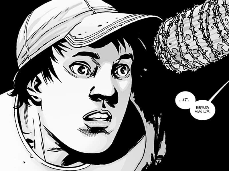 The Walking Dead Comics Reading List