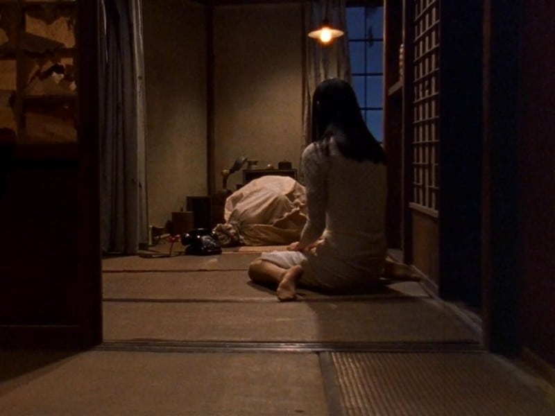Audition Japanese horror movies