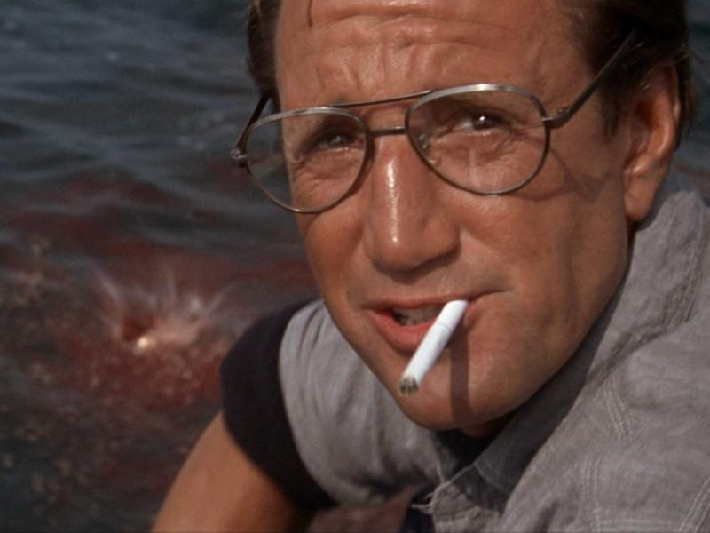chum in Jaws