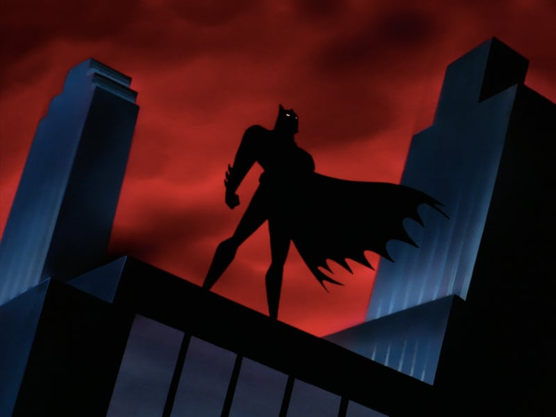 Batman The Animated Series Hbo Max
