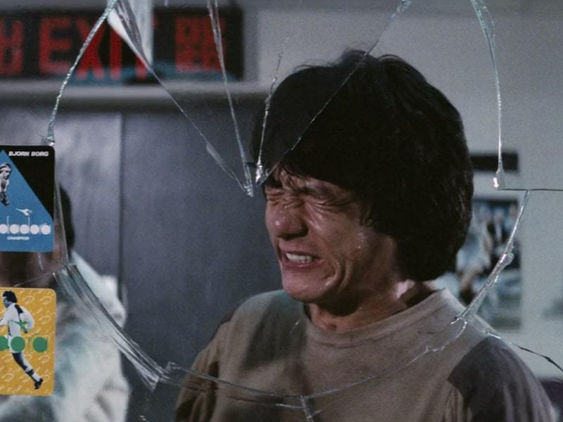 Police Story Jackie Chan action