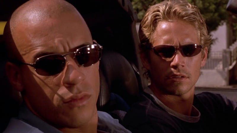 Fast And Furious Dom And Brian