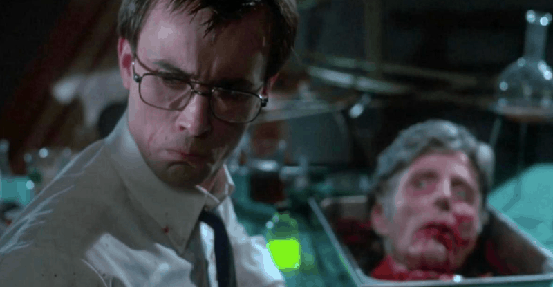 Re Animator Gets a Job At The Sideshow