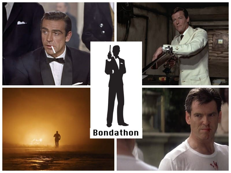 Bond Movies Ranked By Moment